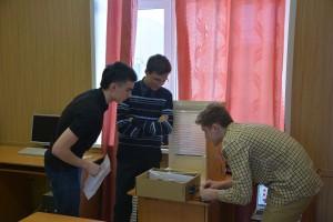 Конкурс молодежных проектов УКШ